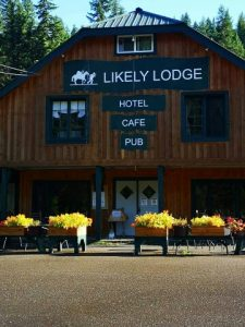 LIKELY LODGE